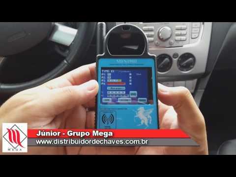 Clonagem Ford Focus Smart Key - MINI 900 - GRUPO MEGA