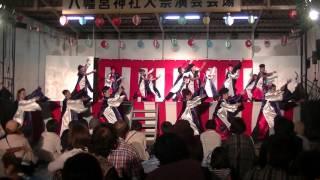 厳原八幡宮神社大祭(そびき唄 絆)