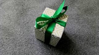 Как необычно подарить подарок, мини КВЕСТ по квартире