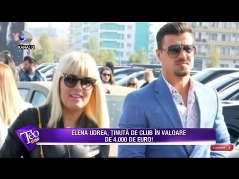 Teo Show (01.05.2017) - Elena Udrea, tinuta de 4000 de euro, in club! Editie COMPLETA