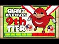 UPGRADED TIER 9 GIANT UGANDIAN KNUCKLES TOWER | Bloons TD Battles Hack/Mod (BTD Battles)
