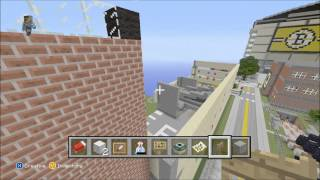 Minecraft Xbox 360 Edition-World tour-(TD Garden)