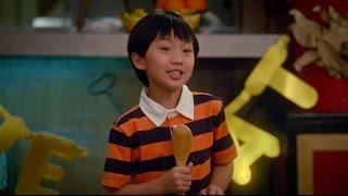 Evan Huang's Jokes - Fresh Off The Boat