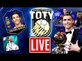 FIFA 18 MOBILE: Live 😱🔥 TEAM OF THE YEAR EVENT, PACKS...