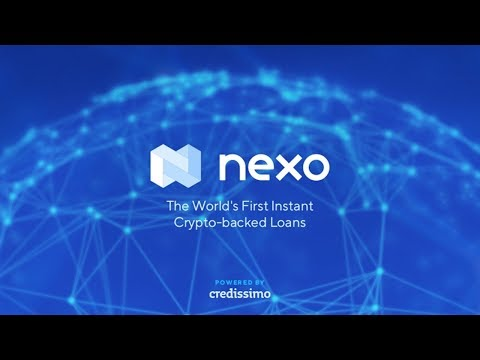 What is NEXO? The Next Big ICO! (NEXO Review)