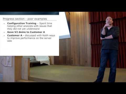 Management Report Training by Adam Slovik
