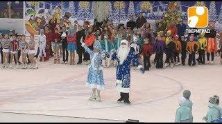 ЁЛКА НА КОНЬКАХ. 2017-12-28