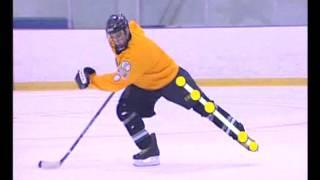 Катание на коньках  Хоккей  Быстрое перемещение вперед    урок Skillopedia ru   Google Chrome