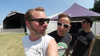 DONOTS Doppel-Vlog Gränichen & MiniRockFestival 2018