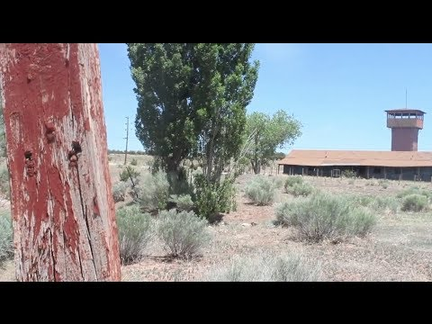 Fort Courage  Home Of TV's F Troop  ABANDONED ?