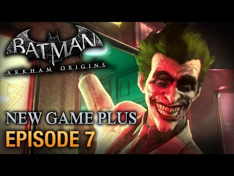 Batman: Arkham Origins - Walkthrough - Episode 7: The Joker [PC 1080p]