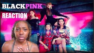 BLACKPINK   '뚜두뚜두 DDU DU DDU DU K-POP REACTION