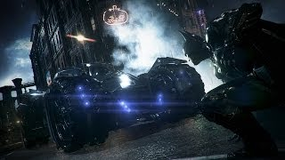 "Batman Arkham Knight | Erstes Gameplay ""Evening The Odds"" 