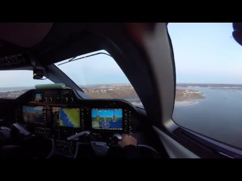 Phenom 300 - Sunrise Flight