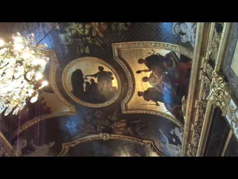 Dine in the Banqueting room of the Royal Palace in Stockholm Sweden with Eva's Best Luxury Travel
