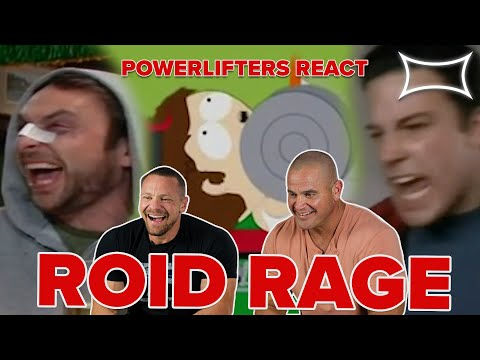 Powerlifters React to