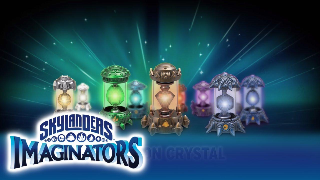 kaos krystal skylanders