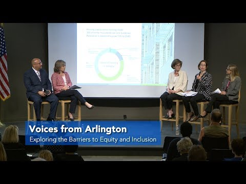 Voices from Arlington: A Panel Discussion on Issues of Housing and Poverty