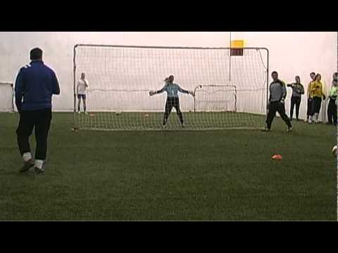 Penalty Kick Competition - SeriousGoalkeeping.net