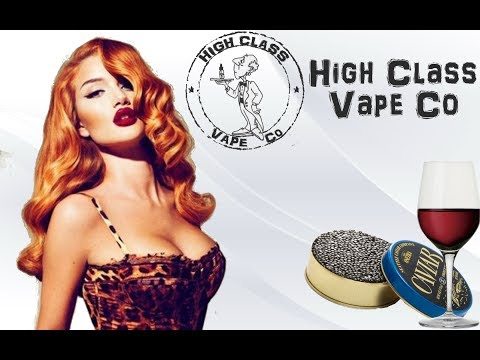 High Class Vape Co.!