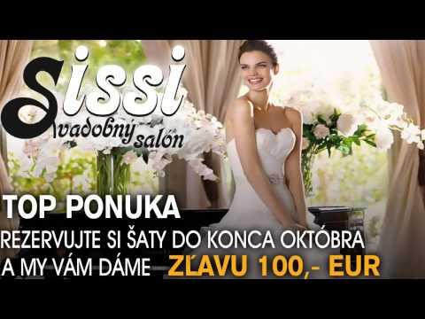 03a6e06ec768 svadobný salon SISSI Poprad