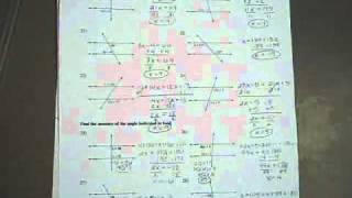 Math 7A Homework Answers Monday, Dec 20, 2010