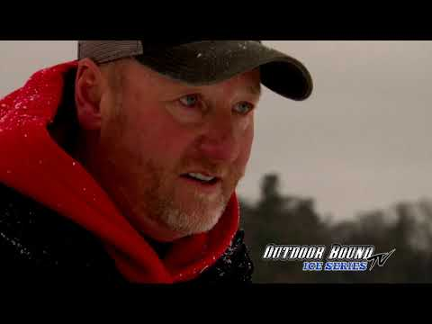 Outdoor Bound TV Wisconsin Remote Lake Ice Fishing EP179