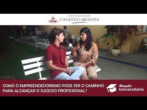 Empreendedorismo: oportunidade de carreira