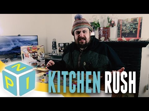 Kitchen Rush Review - On Your Marks! Get Set! Disaster.