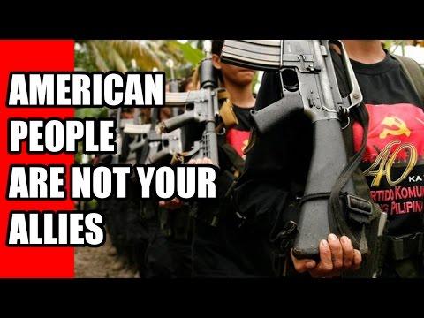 Philippine Maoists Misunderstand the American People