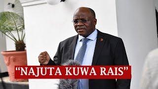 Maneno haya ya JPM yanaweza Kukutoa Machozi