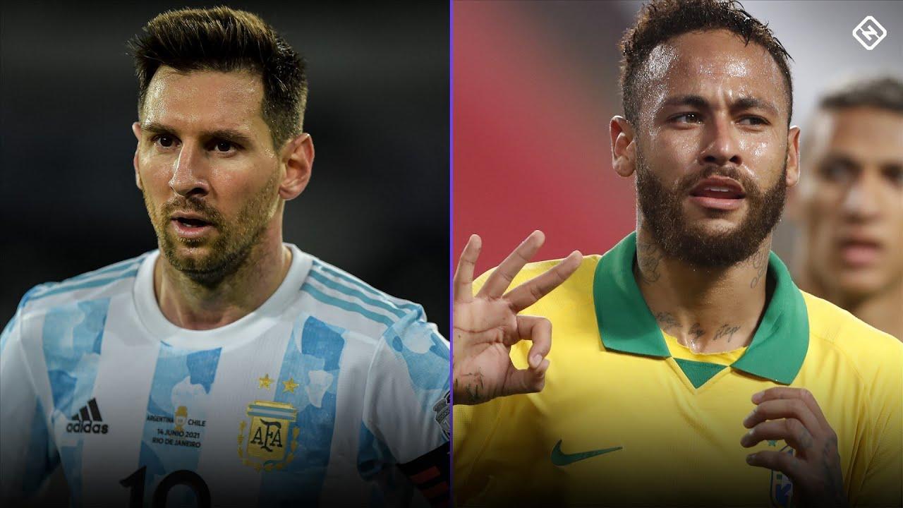 Brazil vs. Argentina: Time, lineups, TV, stream, odds, prediction for ...