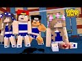 Minecraft College Life - LITTLE KELLY GETS TROLLED BY THE MEAN CHEER GIRLS!!!