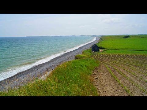 Gjerrild Bay/ Fishing Investigation/  Denmark/ Winter 2013-14
