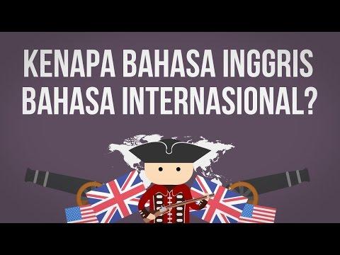 """Mengapa Bahasa Inggris Bisa Menjadi Bahasa """"Internasional""""?"""