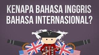 Mengapa Bahasa Inggris Bisa Menjadi Bahasa