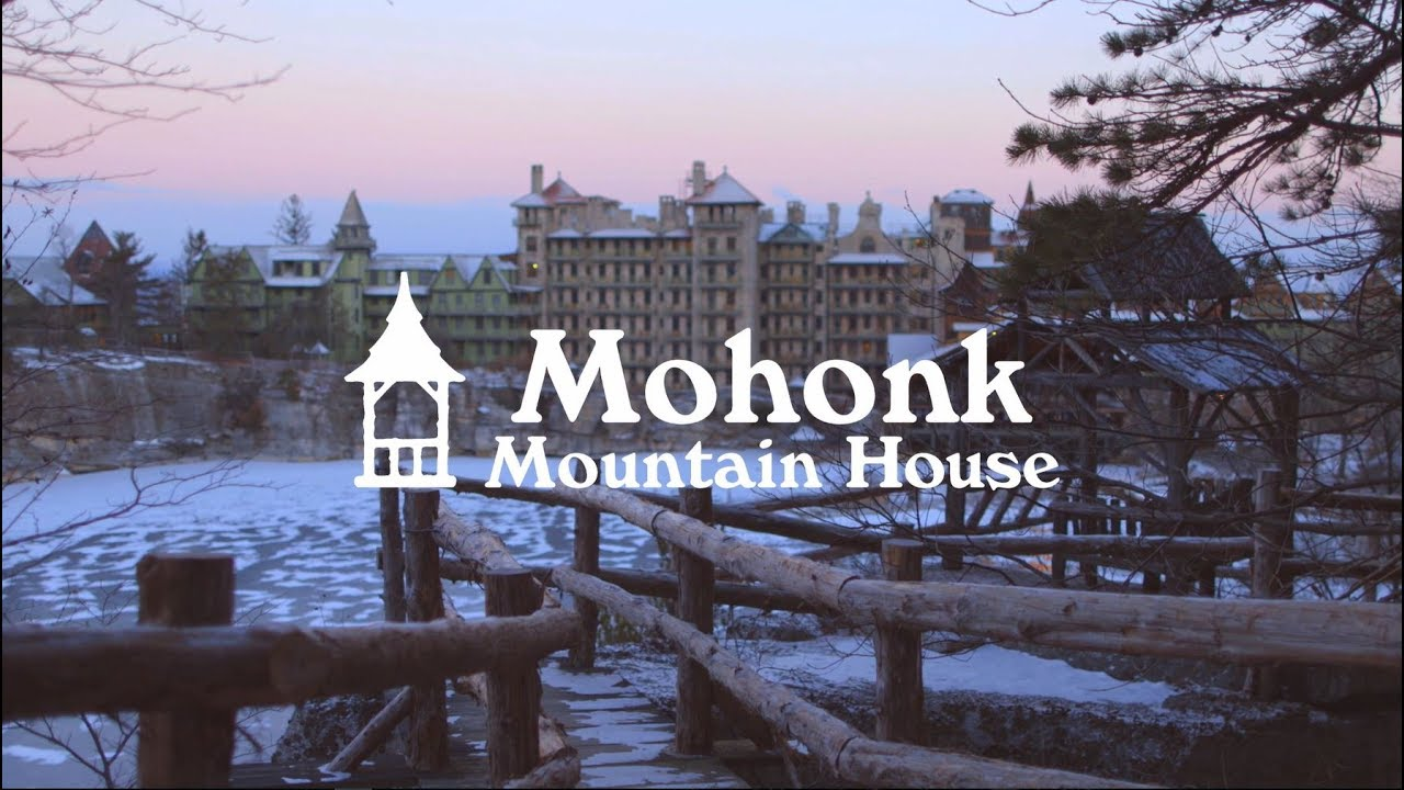 Winter At Mohonk Mountain House