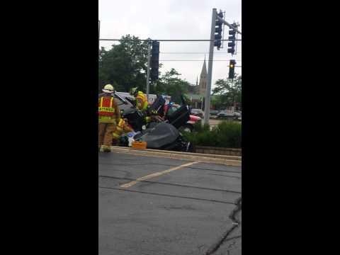 Car Accident Buffalo Grove Il