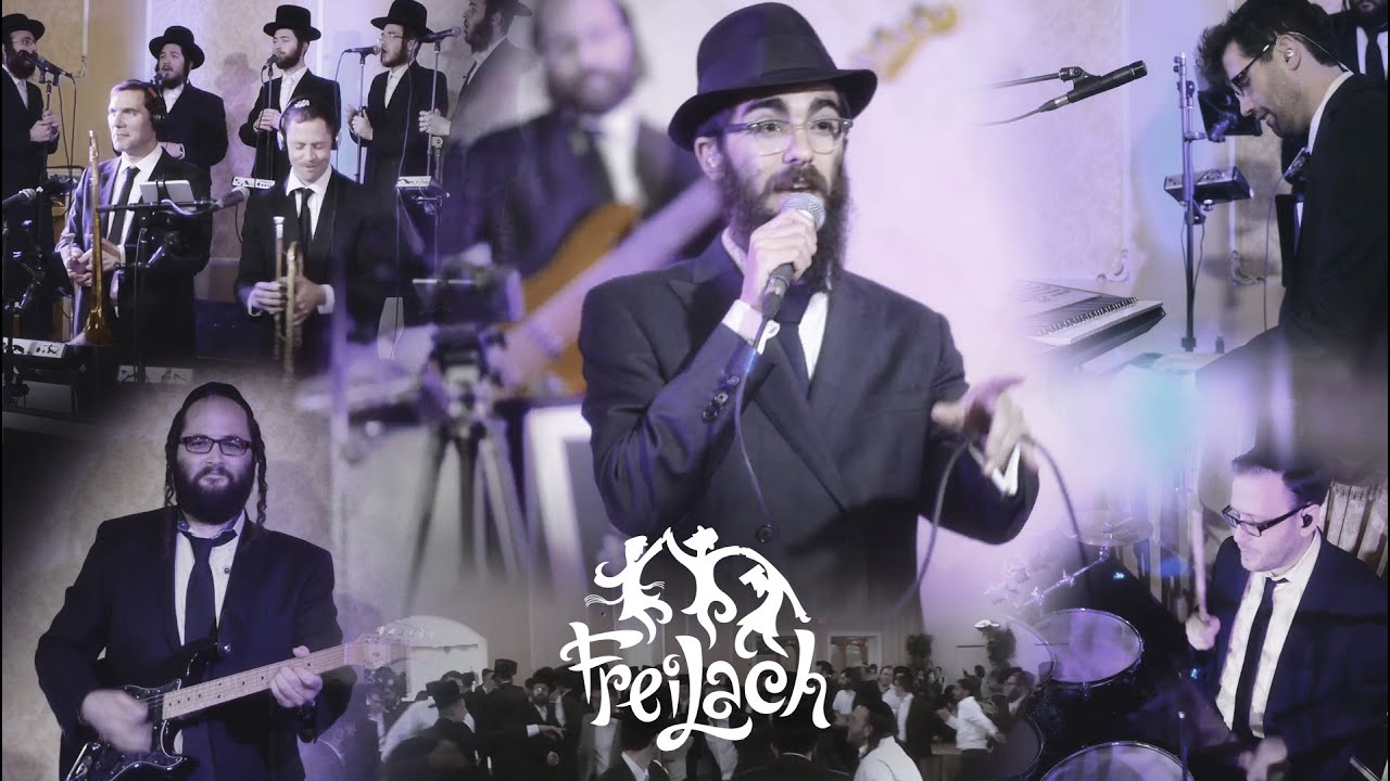 "Freilach ""2nd Dance Medley"" ft. Eli Marcus & Meshorerim"