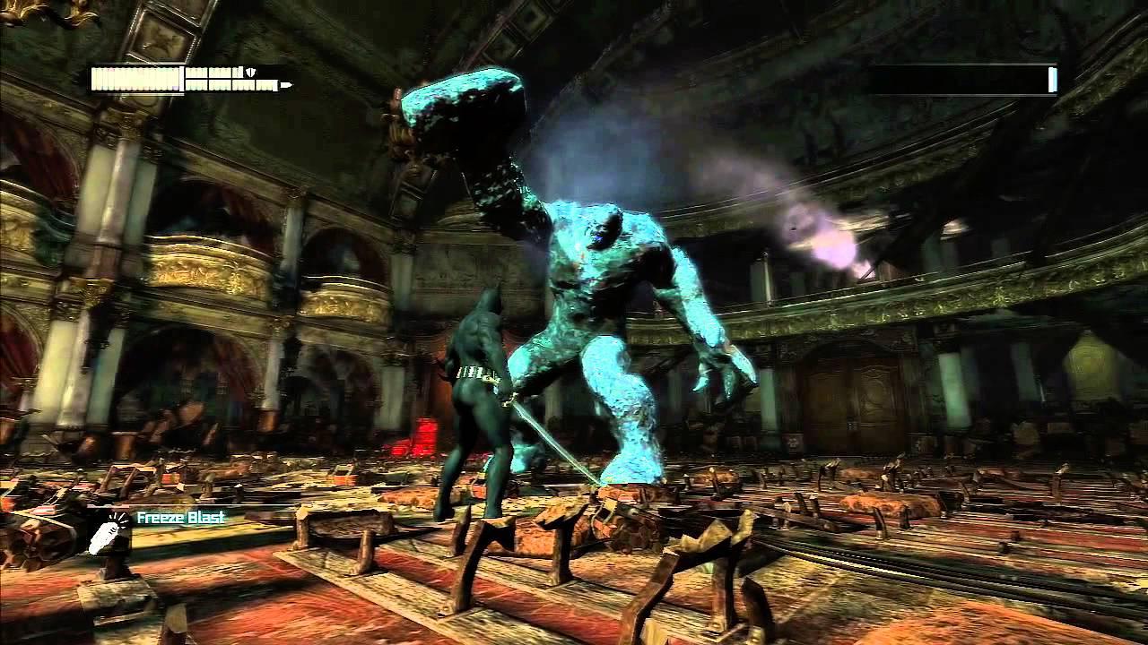 Batman - Arkham City Walkthrough Part 16 - Final (HD ...