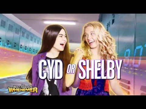 Best Friends Whenever Whosie   Mobile Interactive Quiz!   Official Disney Channel UK
