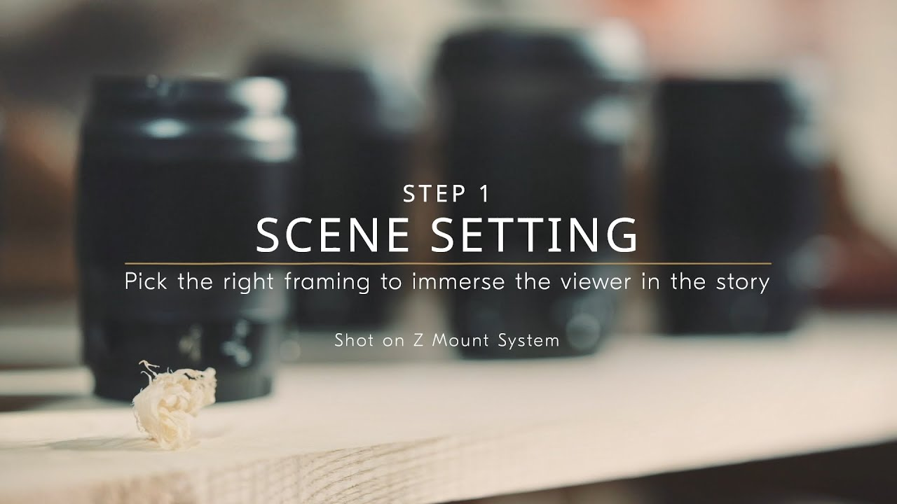 How-To: Setting the scene with the NIKKOR Z f/1.8 S