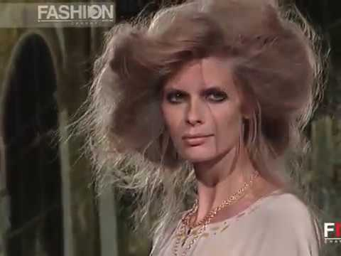 ROBERTO CAVALLI Full Show Spring Summer 2008 Milan by Fashion Channel