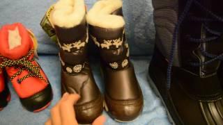 видео Детская обувь Demar (Демар) оптом!