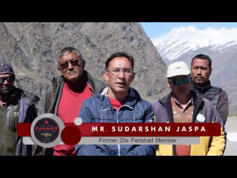 #lahauldisaster2018 | MR. SUDARSHAN JASPA ON LAHAUL DISASTER 2018 | Lets Grow Apple