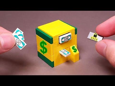 Как сделать банк из лего