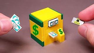 Как Сделать Мини Банкомат из Лего