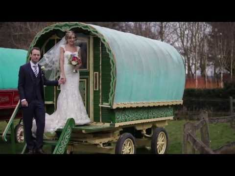 Wedding Video - Vicky + Richard || South Farm