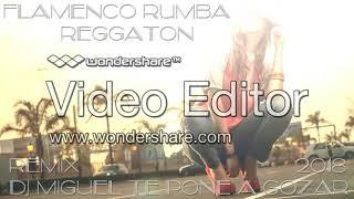 FLAMENCO RUMBA REGGATON 2018 REMIX DJ MIGUEL TE PONE A GOZAR