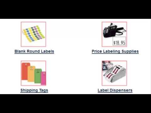 custom shipping labels at wholesale prices youtube